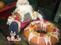 Bolo de Natal, Bolo da Vida receita do bolo com ingredientes de significados especiais para esta data tão especial.