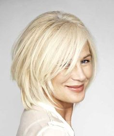 25 Blonde Bob Haircuts