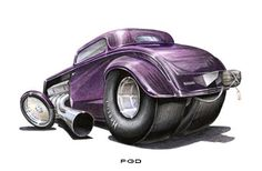 '34 Ford Drag car by PGDsx.deviantart.com on @deviantART