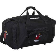 NBA Miami Heat Roadblock Duffle Bag Concept 1