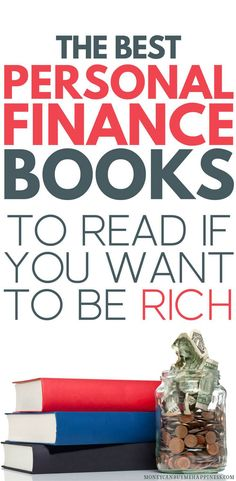 Looking for the best personal finance books for beginners? These five easy-reads are perfect for a newbie trying to take back control of their money and get started on the path to riches.