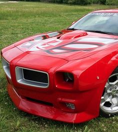 This is one mean Camaro! Check it out.