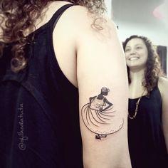 Tive a honra de fazer essa Baiana do incrível pintor Carybé para Juliana ! Gratidão Jú!! Tattoo por Rodrigo Sá #ofilhodatuta tatuador no #westink #tattoo #saopaulo #tattoosp #tattoosaopaulo #tatuagemsp #tatuagemsaopaulo #ink #inked #instatattoo #inspirationtattoo #tatuagemfeminina #tatuagensfemininas #tattooinskispiration #baiana #carybe #tatuagem #instagram
