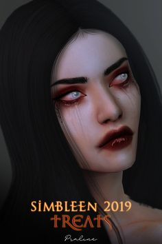 The Sims 4 najlepsze mody do gry: Upiorny i halloweenowy zestaw od Pralinesims Sims4 Clothes, Sims Four, The Sims 4 Download, Sims 4 Game, Dry Lips, Sims 4 Cc Finds, Sims 4 Clothing, The Sims4, Sims 4 Mods