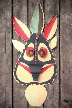 Máscaras Tribo Africana