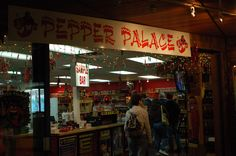 In the Sweet Pepper Fire Brigade Mysteries, the small town of Sweet pepper, Tennessee grows and cans the hottest, sweetest peppers in the world. Here the authors visit The Pepper Palace in Gatlinburg close to where the story takes place.