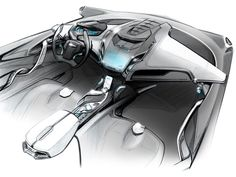 Name: Ford Iosis Max   Year: 2009   Site: ford.de   Status: interior rendering