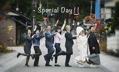 ♡最高の笑顔☺︎♡ @jadore_wedding さんの #ウェディングソムリエフォトコンテスト に参加✨やっぱりこの1枚に お互いの実家にも飾ってある お気に入り(*´ω`*) ✩ #yuriken前撮り #サロンドニッコー #specialday #happy #wedding #bridal #japan #nikko #白無垢 #前撮り #和装前撮り #和装 #日本 #伝統 #プレ花嫁 #結婚式準備 #ロケーション #ロケーションフォト #日光 #instagood #最高 #家族写真 #栃木 #family #家族 #笑顔 #smile #weddingnews #2016swd