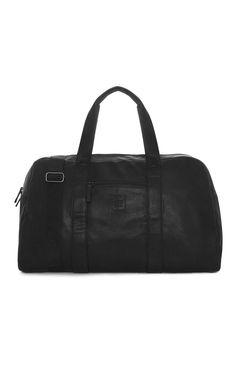 43d981fc53c Black Leather Holdall. PrimarkGym BagBlack LeatherBlack Patent ...