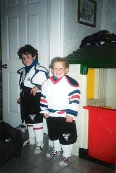 Jeff Skinner (right)