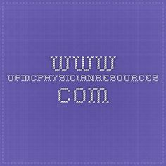 www.upmcphysicianresources.com