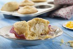 Prepara todas nuestras recetas de postres como los Muffins Philadelphia para después de comer o para tus eventos y mesas de postres.