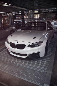 SSSZ - sssz-photo: BMW M235i racing