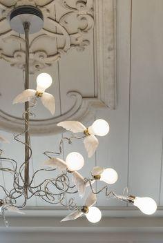 Ingo Maurer Design #lightingstores #inspiration #lightinginspiration Find more: www.lightingstores.eu