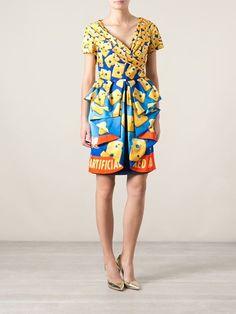 Moschino 'crackers' Dress - O' - Farfetch.com