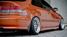 Honda Civic EM1