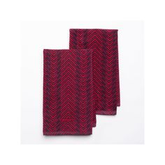 Cuisinart Zig-Zag 2-pc. Kitchen Towel Set, Purple