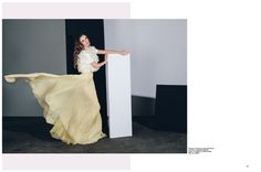 Styling Coco Meurer for Glanz Magazin