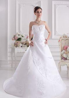 Hochzeitskleider in a form