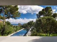 British architect John Pawson finalized his most recent piece of architecture, the Picornell House in Mallorca