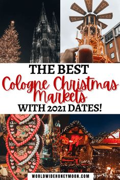 This is the ultimate guide to Cologne Christmas markets | Cologne Cathedral | Koln Christmas Market | Cologne Germany | Cologne Germany Photography | Cologne Christmas Market Germany | Cologne Christmas Market Food | Cologne Germany Christmas | German Christmas Market | Europe Destinations | Winter Destinations in Europe | Best Christmas Markets in Europe Cologne Christmas Market, German Christmas Markets, Christmas Markets Europe, Christmas Travel, Road Trip Europe, Europe Travel Guide, Travel Destinations, European Travel Tips, Cologne Germany
