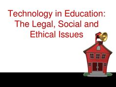 This is a wonderful slide share covering many of the ethical and legal issues you are faced with when it comes to teaching and social networking.