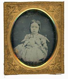 Child with doll-dag | eBay Verde Island, Daguerreotype, Newport Beach, Dolls, Children, Ebay, Baby Dolls, Young Children, Boys