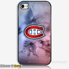 Montreal Canadienso R1 Custom iPhone 5 Hard Case Cover