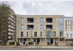 Levitt Bernstein completes council housing with allotments | News | Building Design