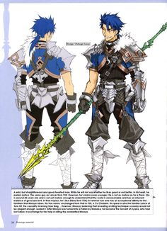 Fate/prototype Lancer. He looks way more cooler than his Fate/stay night counterpart. He doesn't look gay. No offense. Sorry.