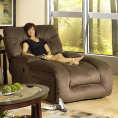 I don't know where i would put this. But it is amazing! Jackpot Reclining Chaise