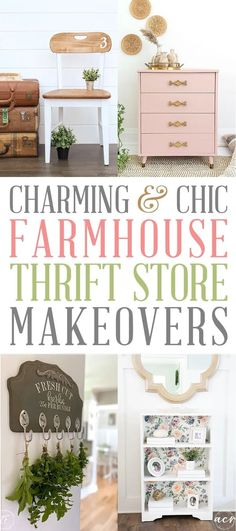 Funky Junk, Monday Morning, Decoration, Furniture Makeover, Thrifting, Farmhouse Decor, Diy Home Decor, Create Your Own, Diy Projects