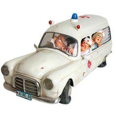 [85074] Forchino - The Ambulance 40cm