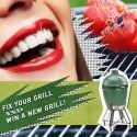 Enter for your chance to win a #BigGreenEgg and MORE from KS95 and Great River Dental! (Register to win by: 8/6/14)