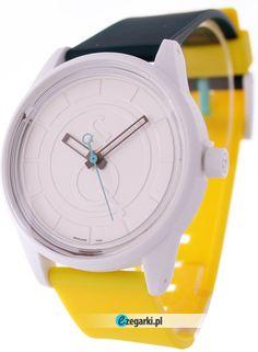 Piękny zegarek Q&Q który zasilany jest energią słoneczną :)