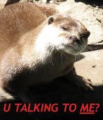 u talking to me?