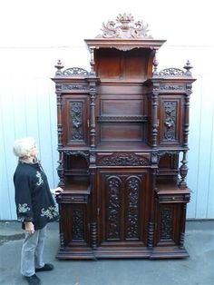 Fine Furniture Antique Furniture Wood Furniture Pooja Rooms Renaissance Dragons