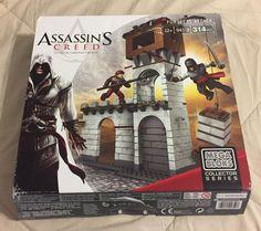 Mega Bloks Assissins Creed Fortress Attack 94319 #MEGABrands