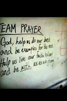 Team prayer volleyball quotes, baseball quotes, volleyball team, softball quotes, sports sayings Team Quotes, Volleyball Quotes, Coaching Volleyball, Soccer Quotes, Sport Quotes, Sports Sayings, Baseball Sayings, Baseball Gifts, Running Quotes
