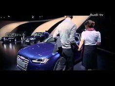 Audi Pavillon Autostadt - the Audi Sphere