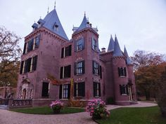 Castle in Lisse The Netherlands