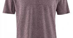 """Das T-Shirt """"Urs"""" Ist ein Hanfshirt mit angedetetem V-Kragen in schöner Melange-Optik.In verschiedenen Farben erhältlich wie Tomato, Wintersky/Tomato, Wintersky und Jade/Lobster. """"Urs"""" – aus 30% Hanf und 70% Bio-Baumwolle. 130g/m2. Bei naturfaser.ch erhältlich in Grössen von S bis XL. &nb Shirt Dress, Yoga Pants, Jade, Mens Tops, Dresses, Fashion, Hemp Fabric, Vegan Clothing, Sustainable Fashion"""