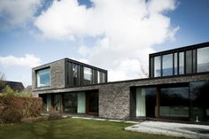 reconversion house VH | aalter - Projects - CAAN Architecten / Gent