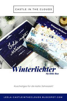 In der Box vom November findest du kuschelige Accesoires und Produkte für die kalte Jahreszeit! #mylittlebox #beautybox