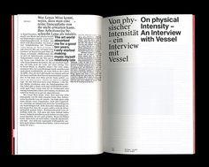 zweikommasieben Magazin #10 on Editorial Design Served