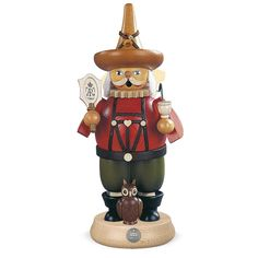 Mueller - His Royal Majesty - Smoker - Wooden Duck Shop