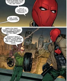 The Jason Todd solution to problems: Blame it all on Tim