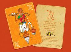 Wedding card Design on Behance