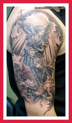 Upper Arm Tattoo Ideas For Men