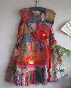 créatrices de mode de tissages à la main 手織服クリエーター